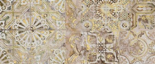 Patchwork beige decor 01
