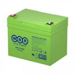 Аккумулятор WBR HRL12330W