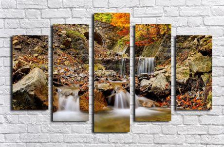 Модульная картина Пейзажи и природа 6