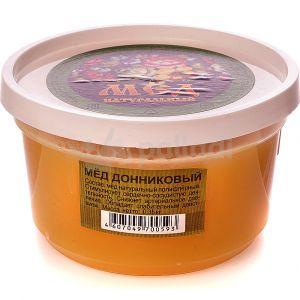 Мед донниковый 350 г Амурская обл.