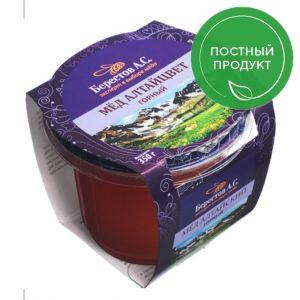 Мед шалфейный 350 г Алтайский