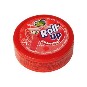 Жевательная резинка Lutti Roll-up Stawberry 29 гр