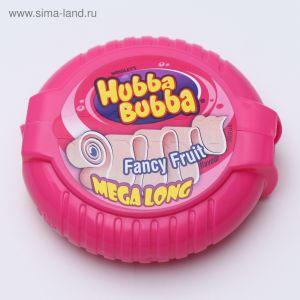 Жевательная резинка Hubba Bubba Bubble Tape Fancy Fruit 56г