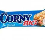Злаковые полоски 50 гр кокос/шок CORNY