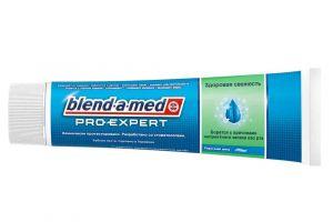 Зубная паста BLEND A MED 100 мл ProExpert Здоровая свежесть Перечная мята