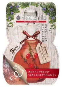 Восст. маска д/лица с виноград. маслом, кол-ом и гиал. кислотой 32мл Pure Smile Natural Oil-in-Mask