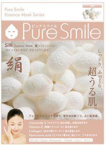 Восст. маска для лица с эссенцией белой розы, 23 мл, Pure Smile Essence mask/600