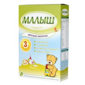 Малыш Истринский 3 Детское молочко 12 мес + 350гр