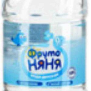 Вода Фрутоняня негаз. пэт 0,33 л