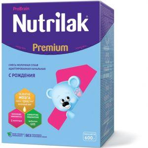 Нутрилак Премиум 1+ Сухая молочная смесь (0-6 мес) 350гр