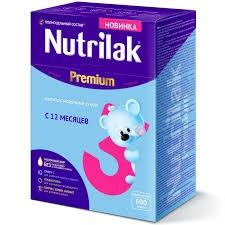 Нутрилак Премиум 3 Сухой молочный напиток (12+) с пребиотиками 350гр