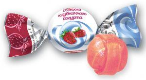 Карамель Желейная со вкусом апел. йогурта в сах. ТАКФ