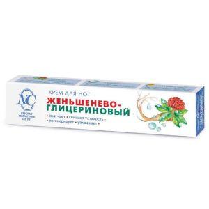 Крем д/ног женьшенево-глицериновый NC 50мл