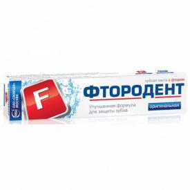З/п Фтородент оригинальная в лам.тубе 62гр.