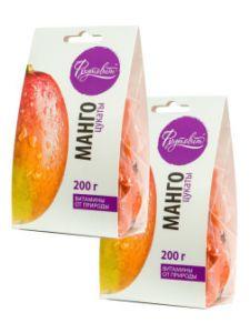 Манго сушеный цукаты 200г (Фрутовит)