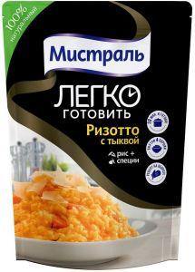 Второе блюдо Ризотто 230 гр Мистраль