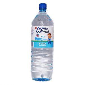 Вода Агуша 5л
