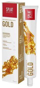 Зубная паста SPLAT Gold special 75 мл