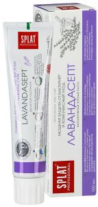 Зубная паста SPLAT Professional 100 мл Лавандасепт