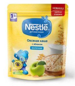 Каша Нестле 220 гр Овсяная молочная