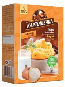 Пюре Картошечка с луком 180 гр