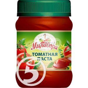 Паста томатная Миладора 270гр пэт/бут