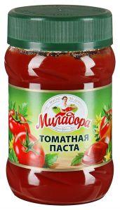Паста томатная Миладора 490гр пэт/бут