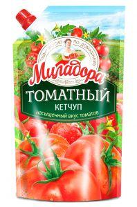 Кетчуп Миладора 550гр Томатный д/п