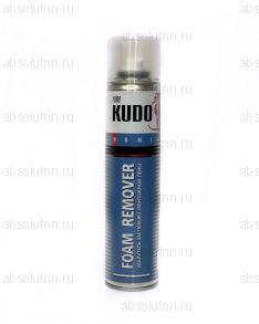Удалитель монтажной пены KUDO FOAM REMOVER KUP-H-04R 400 мл