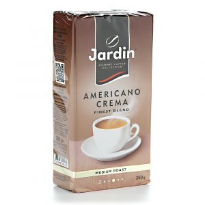 Кофе Жардин Американо Крема молотый жар. 250г м/у