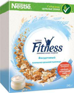 Завтрак FITNESS йогуртовый 245 гр.