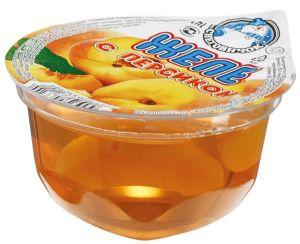 Желе фруктовое с персиком 150г