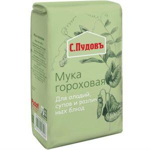 Мука гороховая 400 г.. Пудов С.
