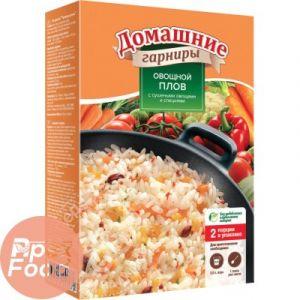 Плов овощной 150 гр*2пак*6 Гарниры домашние Увелка