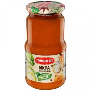 Икра из кабачков ПИКАНТА 520 гр