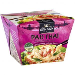 Рисовая лапша под соусом PAD THAI 125 гр Сэнсой Премиум