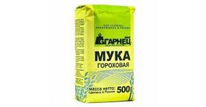 Мука гороховая Гарнец 500 гр