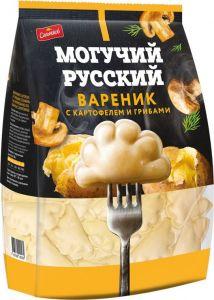 Вареники с картофелем и грибами 900 гр Сальников