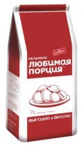Пельмени Любимая порция Сальников 800 гр