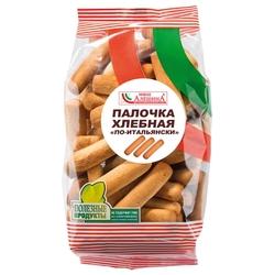 Палочка хлебная По-итальянски 220 гр унив.пакет
