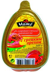 Паштет Хаме 105гр Грецкий орех