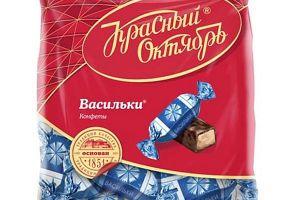 Конфеты Васильки 250 гр