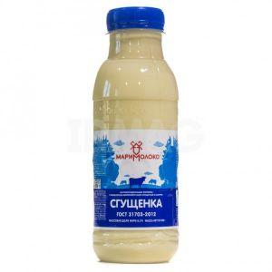 Молокосодержащий продукт Молоко сгущеное 1000 гр ПЭТ Маримолоко