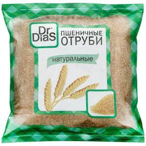 Отруби Пшеничные очищающие 200гр Dr,DiaS