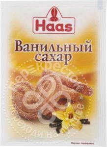 Ванильный сахар HAAS 12г