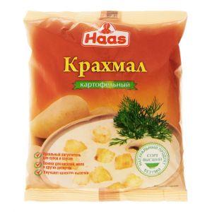 Крахмал Картофельный HAAS 200г