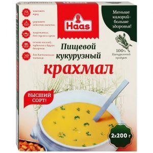 Крахмал Кукурузный HAAS, 1 кг