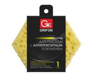 Губка из поролона GRIFON 1 шт в упаковке
