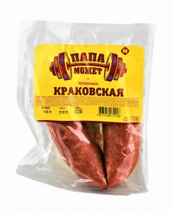 Краковская традиция 330гр п/к б/о МГС Останкино