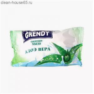 Мыло туалетное ГРЕНДИ 75 гр Алое Вера